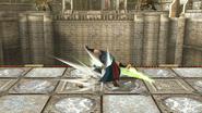 Danza del sable (Marth) (8) SSB4 (Wii U)