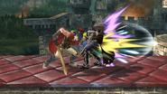 Golpiza de Ike SSB4 (Wii U)