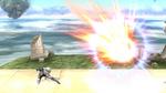 Granada gravitatoria (1) SSB4 (Wii U)