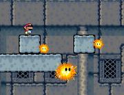 Hothead en Super Mario World
