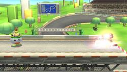 Mechakoopa impaciente (2) SSB4 (Wii U)