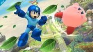 Movimiento de Mega Man (4) SSB4 (Wii U)