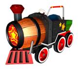 Pegatina de Locomokong SSBB