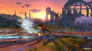 Torbellino (Espadachín Mii) (1) SSB4 (Wii U)