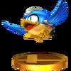 Trofeo de Beat SSB4 (3DS)
