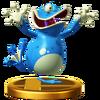 Trofeo de Globox SSB4 (Wii U)