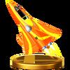 Trofeo de Reactor SSB4 (Wii U)