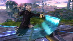 Ataque normal de Robin SSB4 (Wii U)