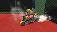 Moto Wario (2) SSB4 (Wii U)
