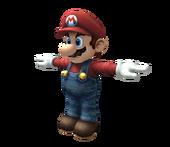 Pose T Mario SSBB