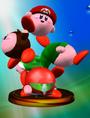 Trofeo de Kirby Hat 1 SSBM