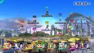 Gran campo de batalla SSB4 (Wii U)