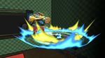 Lanzacorchos SSB4 (Wii U)