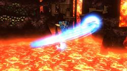 Patadas contundentes (2) SSB4 (Wii U)