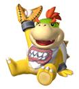 Pegatina de Bowsy Mario Superstar Baseball SSBB