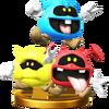 Trofeo de Bacterias SSB4 (Wii U)