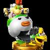 Trofeo de Bowser Jr. (alt.) SSB4 (Wii U)