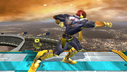 Ataque normal Captain Falcon (2)