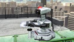 Gyro deslizante (1) SSB4 (Wii U)