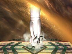 Master Hand Tornado (2) SSBB