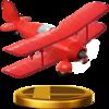 Trofeo de Biplano SSB4 (Wii U)