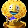 Trofeo de Dr. Sote SSB4 (Wii U)