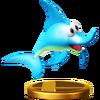 Trofeo de Enguarde SSB4 (Wii U)