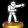 Trofeo de Kárate Killo SSB4 (3DS)