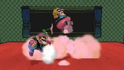 Tufo florido (3) SSB4 (Wii U)