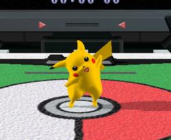 Burla Pikachu (1) SSBM