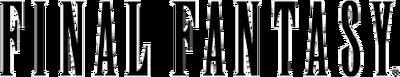 Logotipo genérico Final Fantasy