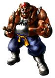 Pegatina del Samurai Goroh (F-Zero X) SSBB