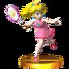 Trofeo de Peach tenista SSB4 (3DS)