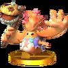 Trofeo de Riki SSB4 (3DS)