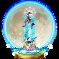 Trofeo de Técnica Floral Ninja SSB4 (Wii U)