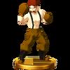 Trofeo de Von Kaiser SSB4 (Wii U)