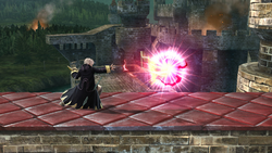 Trueno violento (4) SSB4 (Wii U)