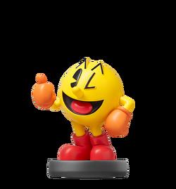 Amiibo de Pac-Man