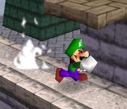 Ataque rápido de Luigi SSB