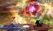 Cuarta forma de Master Core (en el caso de Link) SSB4 (3DS)