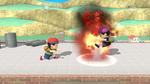 Incendio PSI (2) SSB4 (Wii U)
