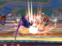 Lanzamiento superior Meta Knight SSBB (2)