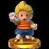 Trofeo de Lucas (peleador) SSB4 (3DS)