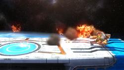 Fox explosivo (2) SSB4 (Wii U)
