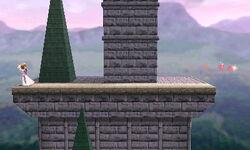 Llamarada de Din (1) SSB4 (3DS)