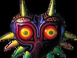 Máscara de Majora