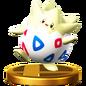 Trofeo de Togepi SSB4 (Wii U)