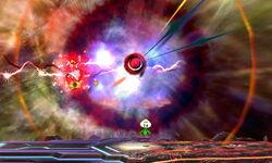 Ataque final de la última forma de Master Core (2) SSB4 (3DS)