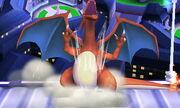 Burla superior Charizard SSB4 (3DS)
