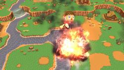 Casco explosivo (2) SSB4 (Wii U)